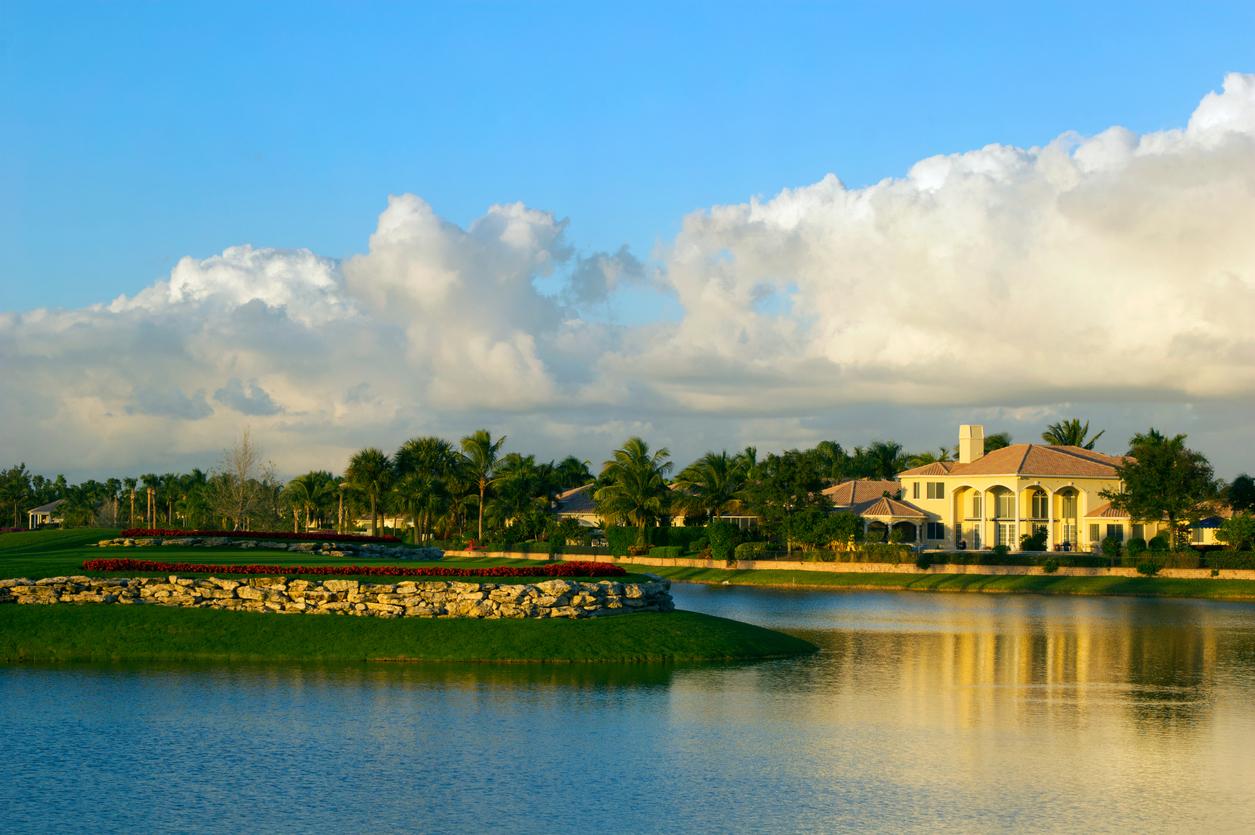 Golf Landscaping